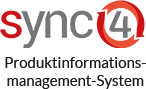 sync4 Produktinformationsmanagement-System